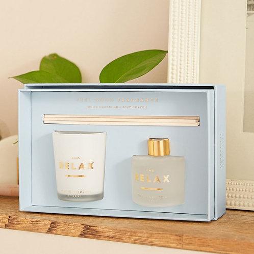 Sentiment Mini Fragrance Set - Relax