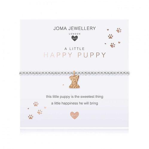 A Little Happy Puppy - Childrens Bracelet