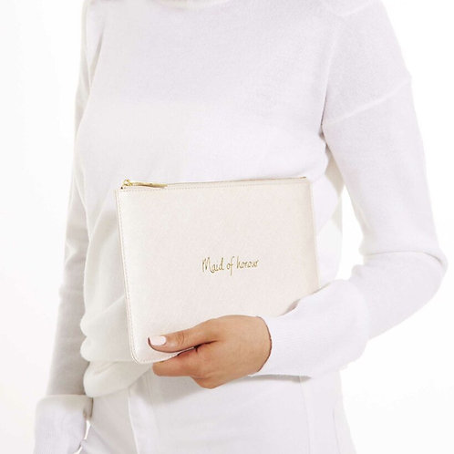 Maid of Honour - Pearlescent - Perfect Pouch