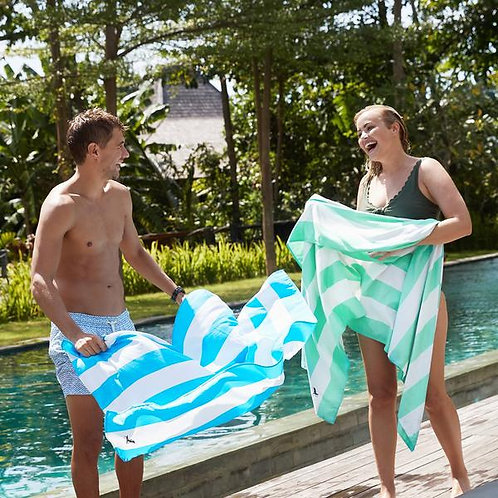 Talum Blue - Quick dry towel