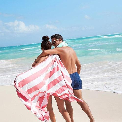 Kuta Pink - Quick dry towel