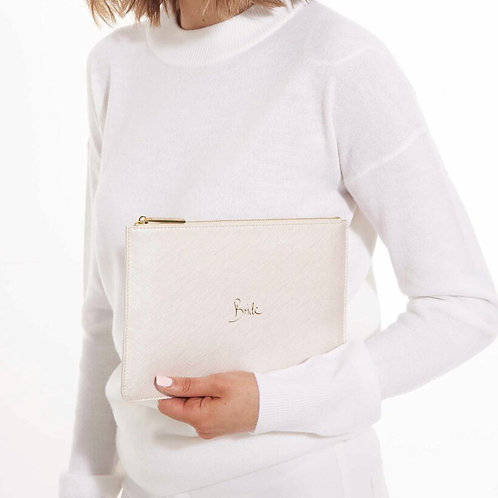 Bride - Pearlescent - Perfect Pouch