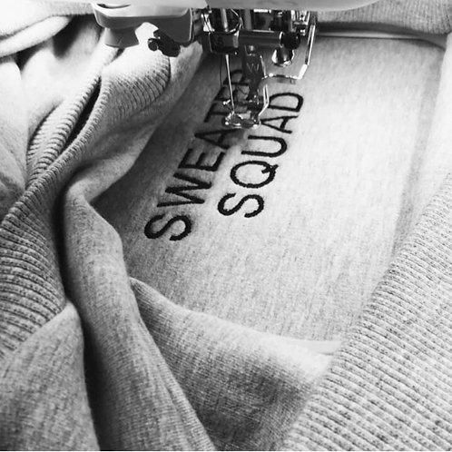 Stitched Together - Personalised Sweatshirts