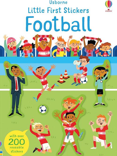 Football - My First Sticker Book