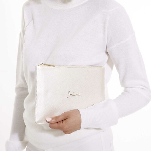 Bridesmaid - Pearlescent - Perfect Pouch