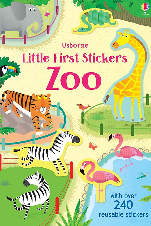 Zoo - My First Sticker Book