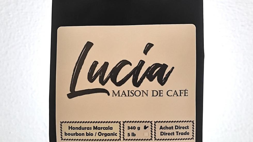 Honduras Marcala bio bourbon