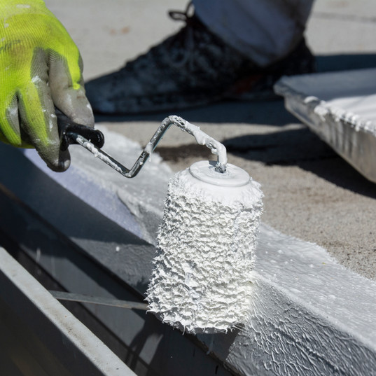 Roof-coating-flat-roof-coating-silicone-