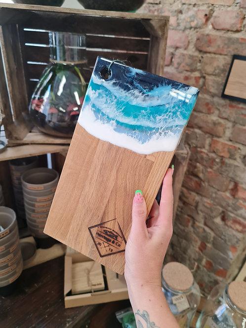 small Oak serving board (15)