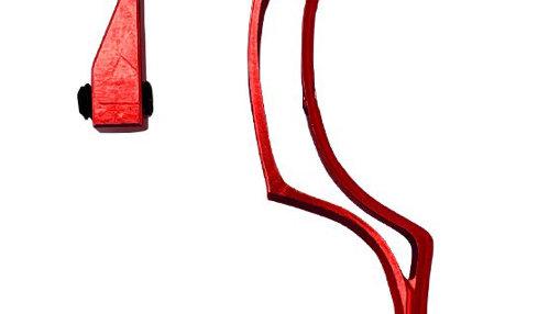 Infamous Shocker AMP Deuce Red
