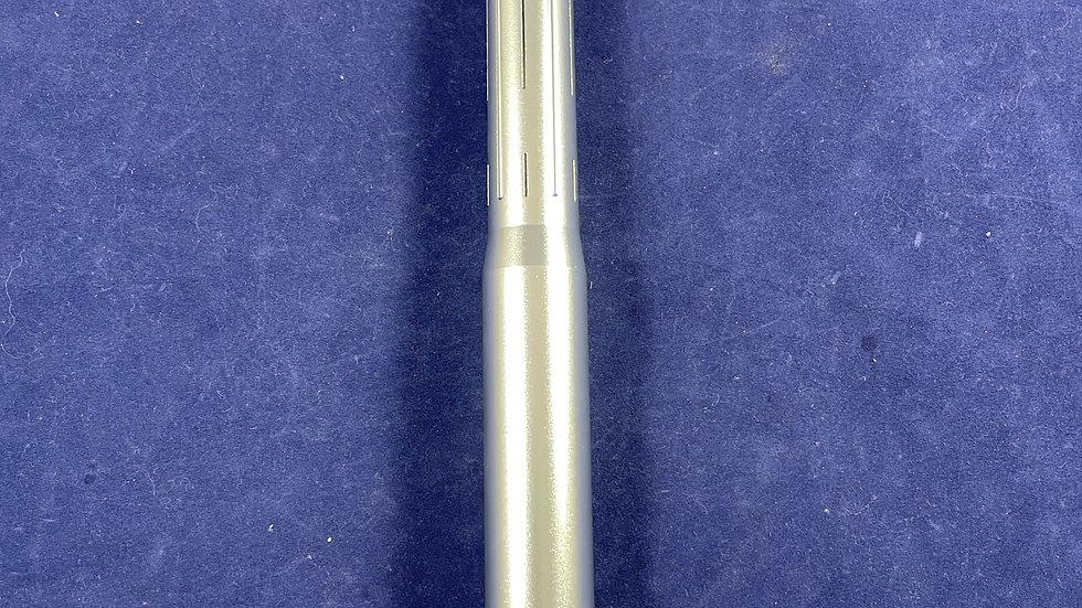 Infamous Silencio FL barrel tip Silver