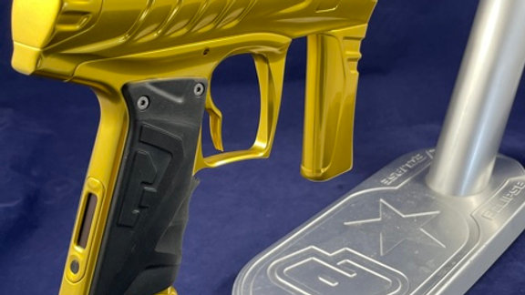 Field One Force 007 Gold Polished custom anodized  New