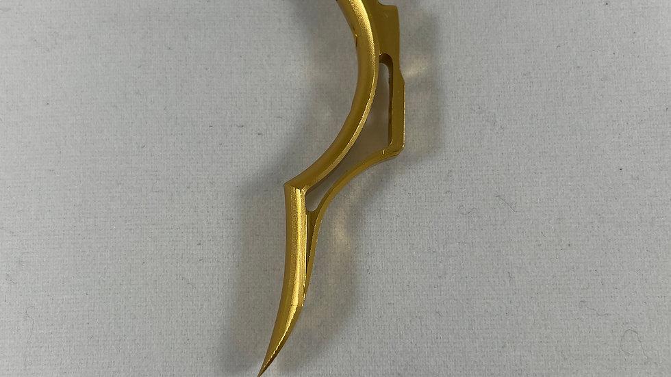 Infamous Deuce 1R DNA Trigger Gold