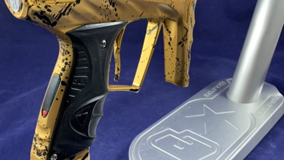 HK A51 Luxe X Limited Edition Gold w/Black Splash  1/20