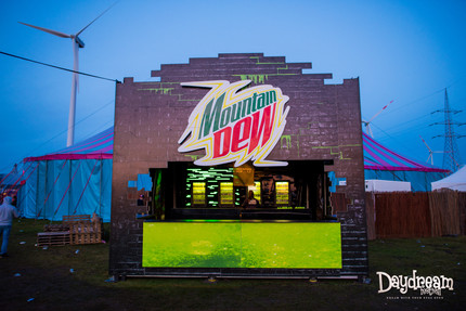 MOUNTAIN DEW BAR