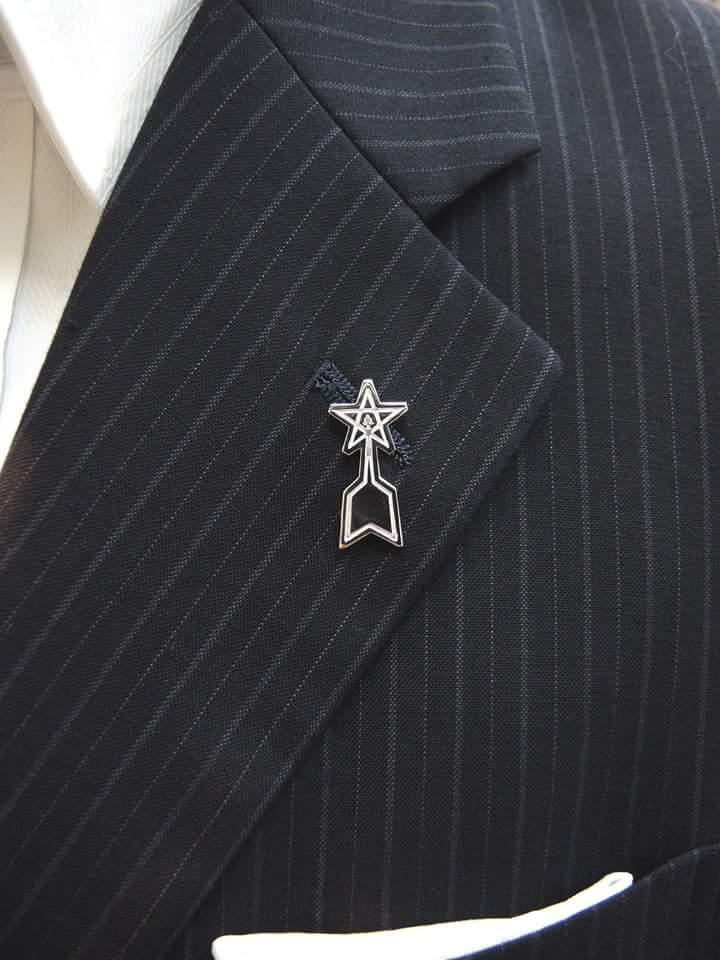ウルトラマン・科学特捜隊徽章