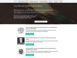 La version 2 du site ETaxFrance.com est en ligne avec de nouveaux services fiscaux pour les non-rési