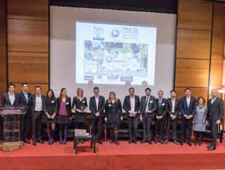 Le cabinet a remporté le Prix du Public 2016 de l'Innovation Juridique des Avocats. Merci à vous