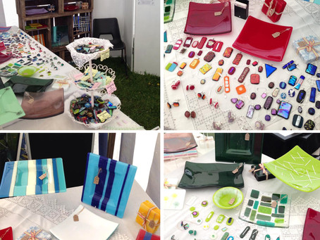 Wonderland Glass at the Lee Valley Easter Country Fair!