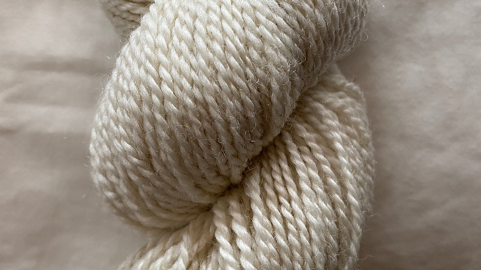 Soft Cream Yarn