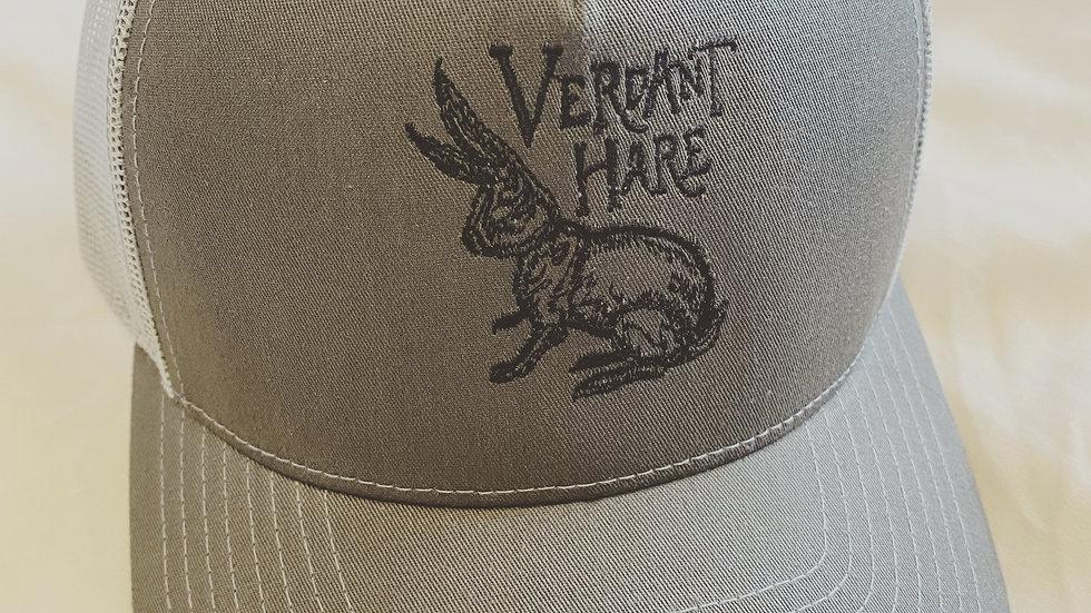 Verdant Hare Trucker Hat