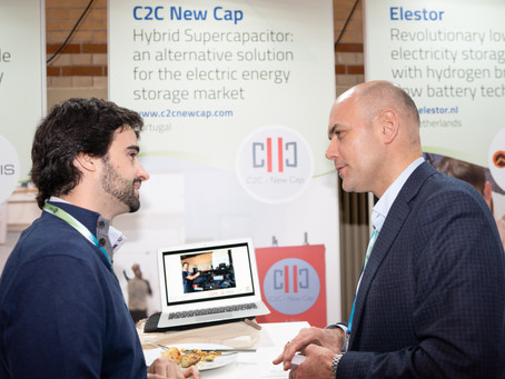 C2C was present at InnoEnergy's Global Call for Electrical Storage Start-Ups
