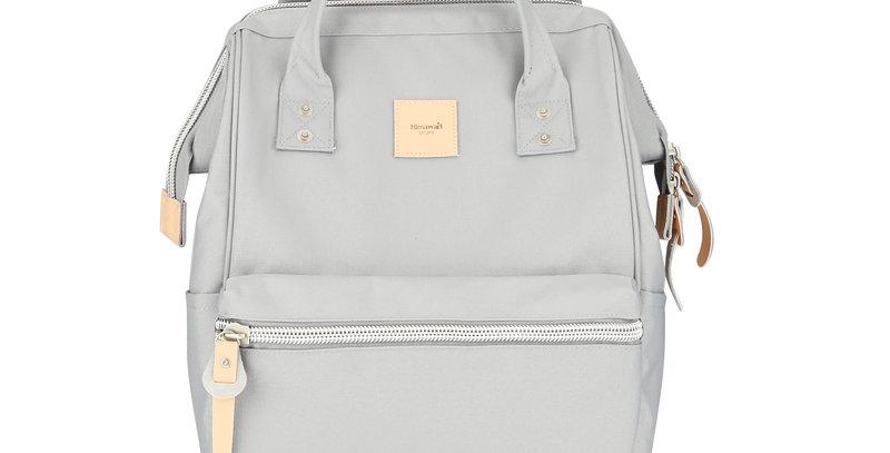 """Himawari Sorrel 13"""" Laptop Backpack BP(1881)-Gray Green"""