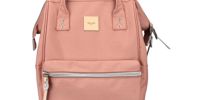 """Himawari Sorrel 13"""" Laptop Backpack BP(1881)-Nude Pink"""