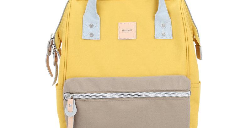"""Himawari Sorrel 13"""" Laptop Backpack BP(1881)-Yellow/Khaki"""