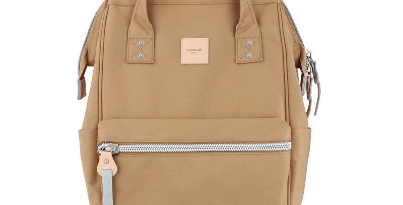"""Himawari Sorrel 13"""" Laptop Backpack BP(1881)-Camel"""