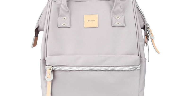 """Himawari Sorrel 13"""" Laptop Backpack BP(1881)-Gray Purple"""