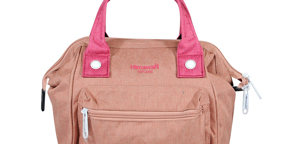 Himawari Petunia 3-Way Sling Bag(SS913)-Cute Pink