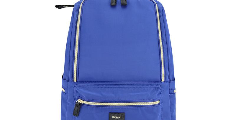 "Himawari Daffodil 14"" Laptop Backpack(1006)-Sapphire Blue"