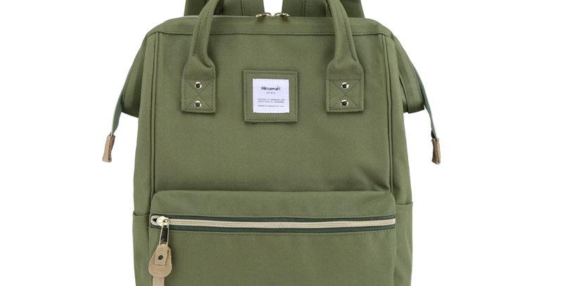 "Himawari Holly Daze 15"" Laptop Backpack(9001)-Army/Green"