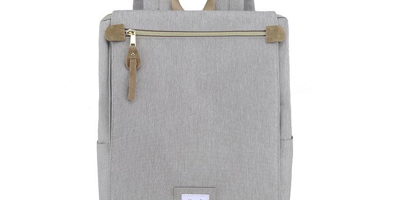 """Himawari Aster 14"""" Laptop Backpack(AT1112)-L. Gray"""