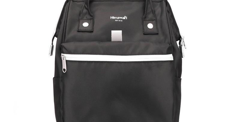 """Himawari Hana 14"""" Laptop Backpack (FSO-002)-Black"""
