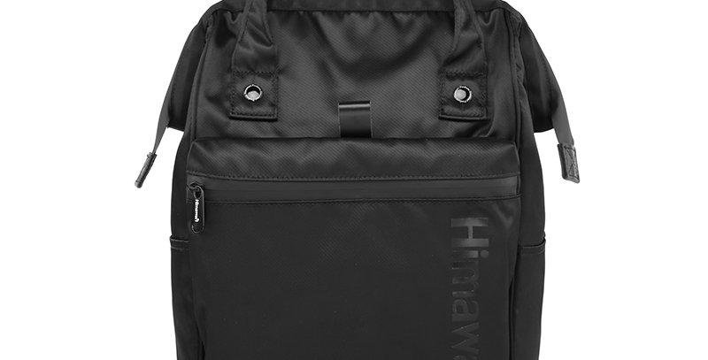 """Himawari Cedar 15"""" Laptop Backpack(FSO-H001)-Black"""