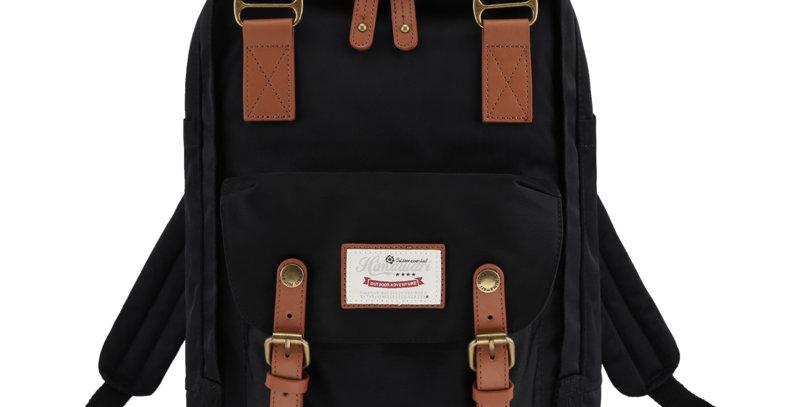 """Himawari Buttercup 14"""" Laptop Backpack(HM188L-26)-Black"""