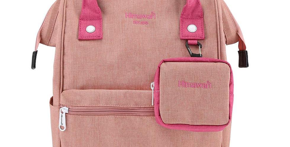 """Himawari Petunia 15"""" Laptop Backpack(2268)-Cute Pink"""