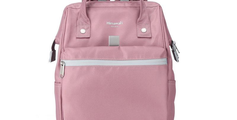 """Himawari Hana 14"""" Laptop Backpack (FSO-002)-Purple"""