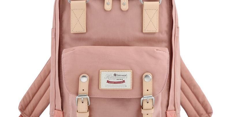 """Himawari Buttercup 14"""" Laptop Backpack(HM188L-23)-Cute Pink"""