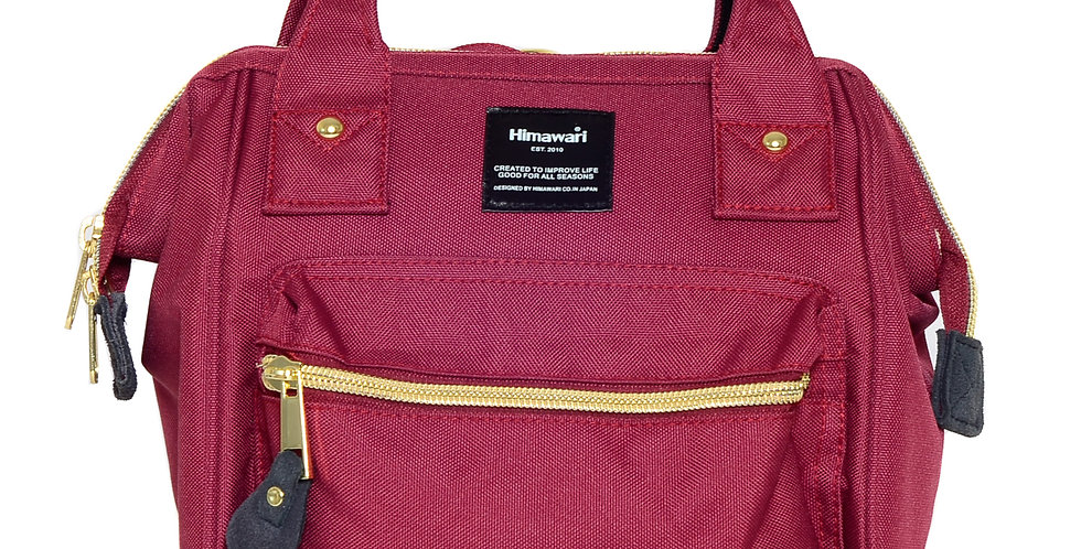 HIMAWARI LILY SLING(SS9110)-WINE RED