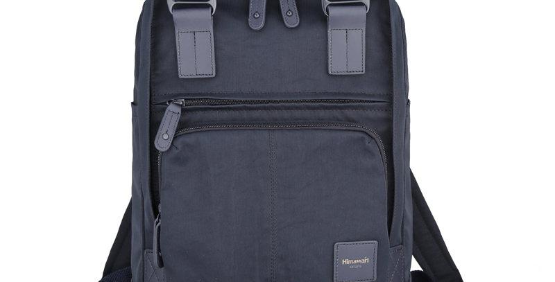 "Himawari Daphne 13"" Laptop Backpack PB(187-01)-Navy"