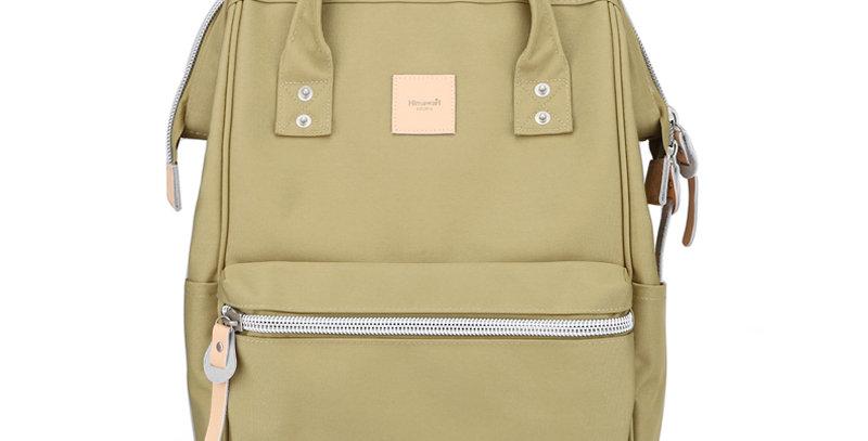 """Himawari Sorrel 13"""" Laptop Backpack BP(1881)-Khaki"""