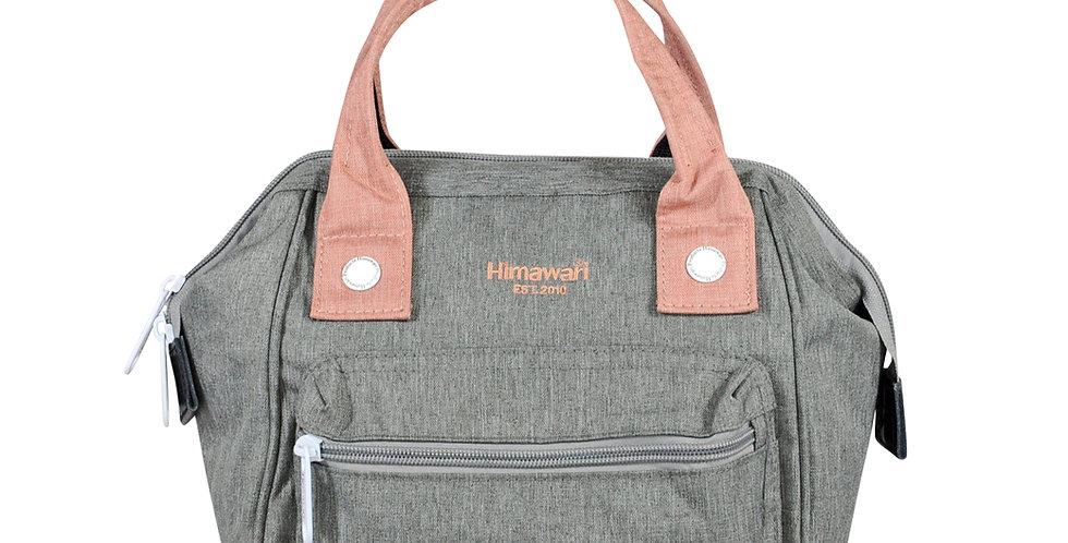 Himawari Petunia 3-Way Sling Bag(SS913)-Stone Gray