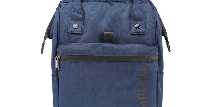 "Himawari Cedar 15"" Laptop Backpack(FSO-H001)-Navy"