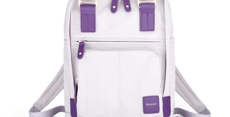 "Himawari Daphne 13"" Laptop Backpack PB(187-01)-Lavender"