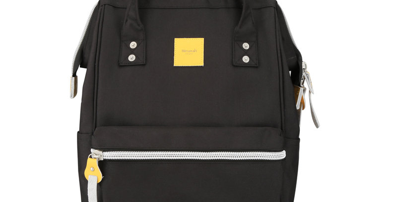 """Himawari Sorrel 13"""" Laptop Backpack BP(1881)-Black"""