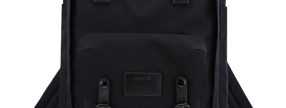 "Himawari Buttercup 17"" Laptop Backpack(HM188XL-34)-Blackout"
