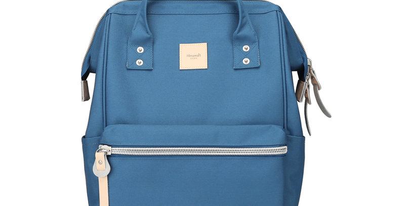 """Himawari Sorrel 13"""" Laptop Backpack BP(1881)-Lake Blue"""